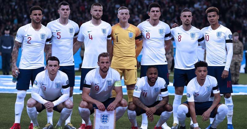 กีฬา - อังกฤษเตะนัด1,000 ลุ้นคว้าชัยได้ตั๋วฟุตบอลยูโร2020