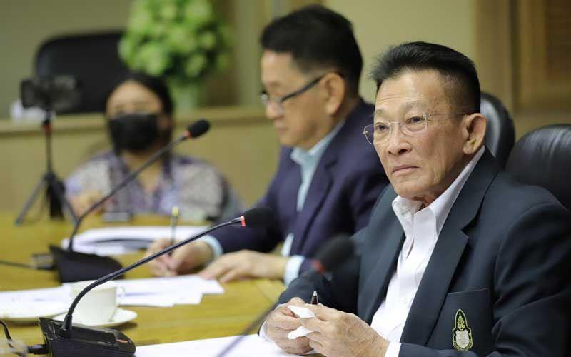 การเมือง - 'เพื่อไทย'ไม่ขัดสมาชิกร่วมม็อบ14ตุลา จัดระดับบิ๊กเกาะติดสถานการณ์